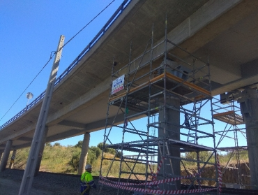 REPLACEMENT OF SUPPORT IN VIADUCTS OVER THE TAGUS RIVER WITH ROAD AND RAIL TRAFFIC